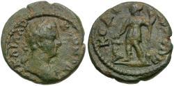 Ancient Coins - Commodus (AD 180-192). Pisidia. Codrula Æ18 / Dionysos