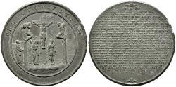 World Coins - Britain. Hanover. William IV (1830-1837) Tin Medal