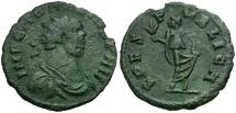 Carausius Æ Antoninianus / Spes