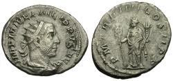 Ancient Coins - Philip I AR Antoninianus / Felicitas