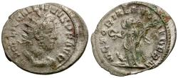 Ancient Coins - Gallienus, joint reign (AD 253-260) AR Antoninianus / Victory