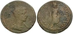 Ancient Coins - Philip II. Cilicia. Tarsos Æ35 / Elpis
