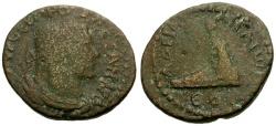 Ancient Coins - gF/gF+ Severus Alexander, Cilicia Aigai Æ26 / Sandal