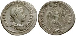 Ancient Coins - Gordian III. Seleucis and Pieria. Antioch AR Tetradrachm / Ram