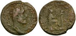 Ancient Coins - Antoninus Pius. Bithynia. Nicomedia Æ22 / Hephaistos