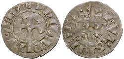 World Coins - France. Royal. Philippe IV le Bel (the Fair) (1285–1314) AR Bourgeois fort