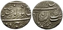 World Coins - Sikh Empire.  Amritsar AR Rupee