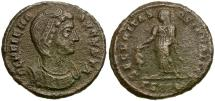 Ancient Coins - Helena. Mother of Constantine I the Great Æ3 / Securitas