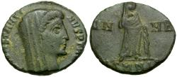 Ancient Coins - Constantine I the Great (AD 307-337) Commemorative Æ3