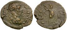 Ancient Coins - Caracalla. Megaris. Megara Æ26 / Athena