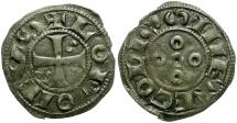 World Coins - France. Perigord AR Denier
