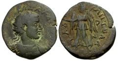 Ancient Coins - Gallienus. Cilicia. Seleucia ad Calycadnum Æ30 / Nike