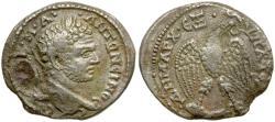 Ancient Coins - Caracalla. Seleucis and Pieria. Antioch AR Tetradrachm
