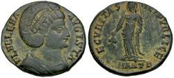 Ancient Coins - Helena Æ3 / Securitas