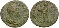 Ancient Coins - Valerian I (AD 253-260). Cilicia. Anazarbus Æ24