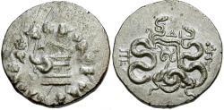 Ancient Coins - Mysia. Pergamon AR Cistophoric Tetradrachm