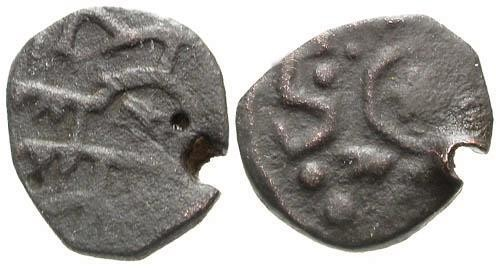 Ancient Coins - VF/VF Barbarous Radiate