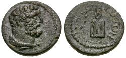 Ancient Coins - Lydia. Akrasos. Pseudo-autonomous Æ14