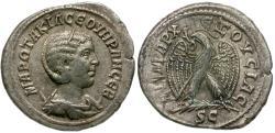 Ancient Coins - Otacilia Severa. Seleucis and Pieria. Antioch AR Tetradrachm