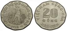 World Coins - Vietnam 20 Dong /