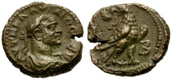 Ancient Coins - Claudius II Gothicus. Egypt. Alexandria Æ Tetradrachm