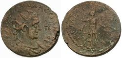 Ancient Coins - Valerian I. Cilicia. Tarsos Æ32 / Artemis
