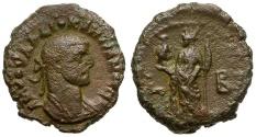 Ancient Coins - Diocletian. Egypt. Alexandria Æ Tetradrachm / Alexandria
