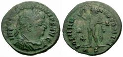 Ancient Coins - aVF/aVF Constantine I The Great Æ3 / Sol