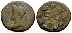 Ancient Coins - aVF/VF Antoninus Pius, Syria, Seleucis and Pieria, Antioch Æ18