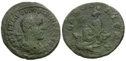 Ancient Coins - Philip I. Syria. Commagene. Samosata Æ26 / Tyche