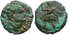 Ancient Coins - Domitian. Cilicia. Mopsos Æ18 / Artemis