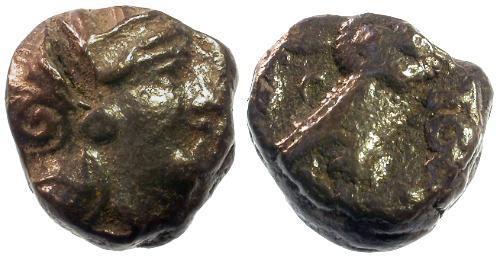 Ancient Coins - gF+/gF+ Attica Athens AR Tetradrachm