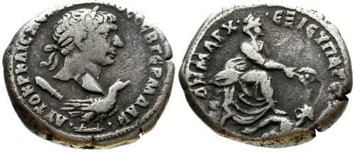 Ancient Coins - F+/gF Trajan Provincial AR tetradrachm of Tyre