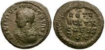 Ancient Coins - Licinius II as Caesar Æ3 / Votive