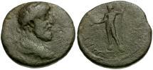 Ancient Coins - Septimius Severus. Ionia. Magnesia Æ21 / Zeus