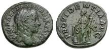 Ancient Coins - Severus Alexander Æ AS / Providentia