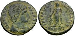 Ancient Coins - Helena Æ3 / Securitas