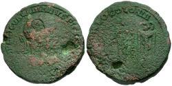 Ancient Coins - Valerian I. Cilicia. Mallos Æ32 / Amphilochus
