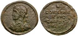 Ancient Coins - Constantine II as Caesar Æ3 / Anepigraphic