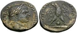 Ancient Coins - Caracalla (AD 198-217). Phoenicia. Tyre Billon Tetradrachm / Eagle