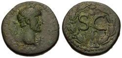 Ancient Coins - aVF/aVF Antoninus Pius Syria Seleucis and Pieria Antioch Æ21 / SC