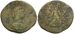 Ancient Coins - Julia Domna. Cilicia. Tarsos Æ34 / Athena