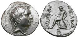 Ancient Coins - Seleukid Kings. Demetrios I Soter (162-150 BC) AR Tetradrachm