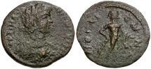 Ancient Coins - Caracalla. Megaris. Megara Æ 2 Assaria / Herakles