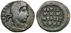 Ancient Coins - Constantius II (AD 337-361) AR Siliqua