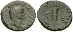 Ancient Coins - Domitian, as Caesar (AD 69-81) Æ As / Aequitas