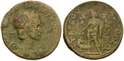 Ancient Coins - Tranquillina. Cilicia. Tarsos Æ31 / Dionysos