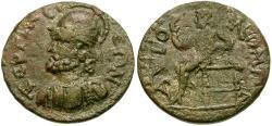 Ancient Coins - Pisidia. Termessos Major. Pseudo-Autonomous Issue Æ22 / Solymos