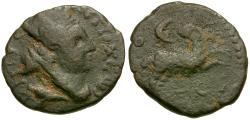 Ancient Coins - Seleucis and Pieria. Antioch Æ19 / Ram