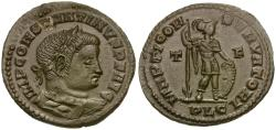 Ancient Coins - Constantine I The Great (AD 306-337) Æ20 / Mars